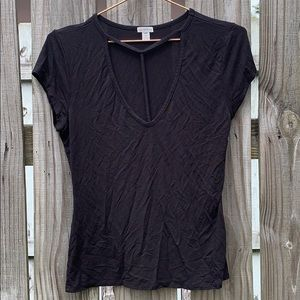Guess T-Front Top - M